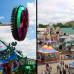 On The Midway: New Ride, The Frisbee, Offers Big Thrills
