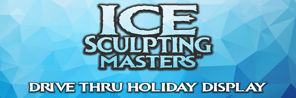 Ice Sculpting Masters Drive-thru Event at the New York State Fairgrounds Features More Than 90 Sculptures