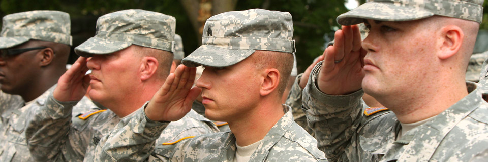 army-salute