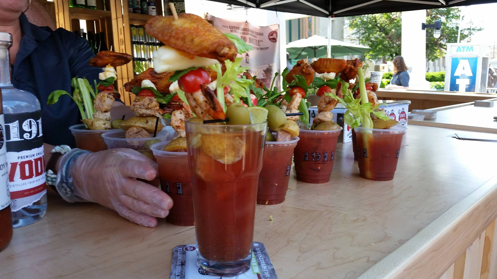State Fair bloody marys
