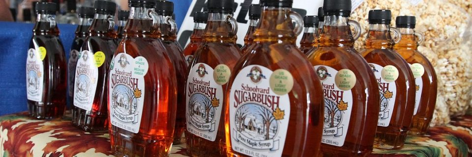 State Fair Launches New 'Maple Day' as State Maple Industry Sets Modern Records