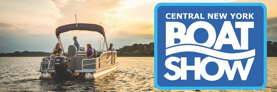 CNY Fall Boat Show Moves to The New Exposition Center at The New York State Fairgrounds