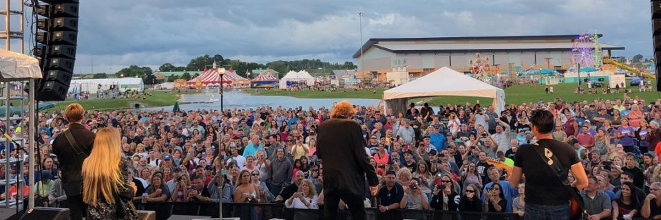 New York State Fair Concerts 2020.Experience Stage The Great New York State Fair
