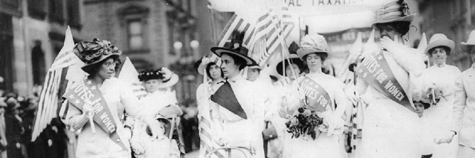 Women's Day at The Great New York State Fair Celebrates a Century of Women's Suffrage